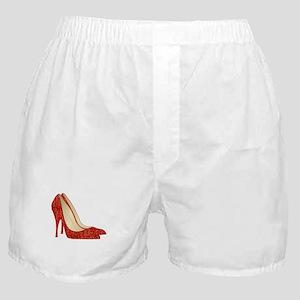 Oz ruby slippers Boxer Shorts