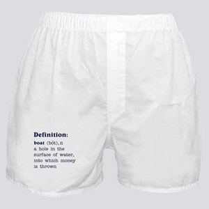 Boat Definition Boxer Shorts