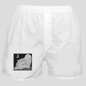 Owl Boxer Shorts