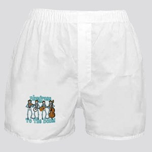 Bluegrass Bones! Boxer Shorts