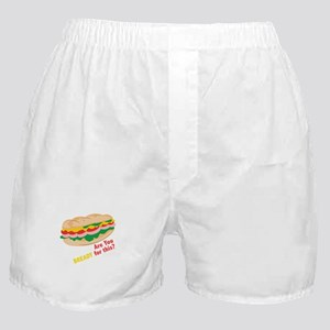 Bready for this Boxer Shorts