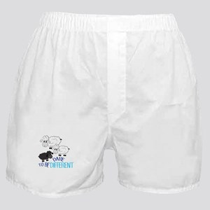 Be Different Boxer Shorts