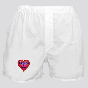 Adoption is love Boxer Shorts