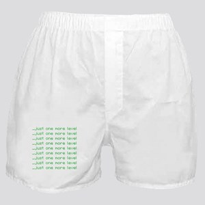 One more level Boxer Shorts