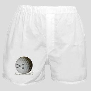 Embrace the inevitable Boxer Shorts