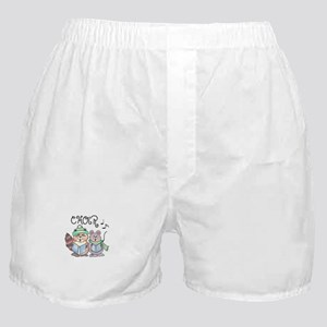 CHOIR Boxer Shorts