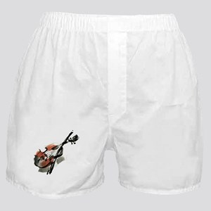 Violin Boxer Shorts