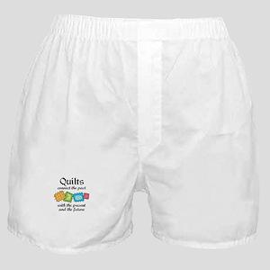 QUILTS CONNECT Boxer Shorts