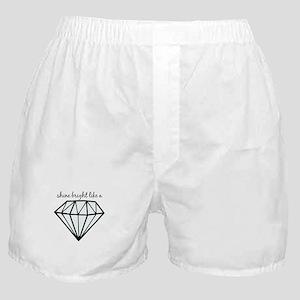 Shine Bright Like a Boxer Shorts