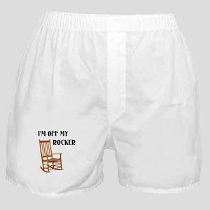 OFF MY ROCKER Boxer Shorts