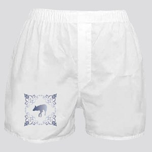 African Wild Dog Boxer Shorts