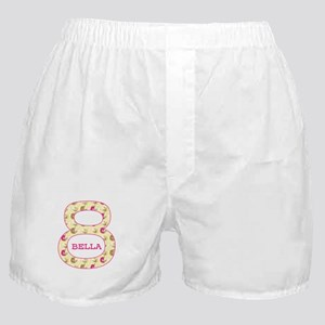 8th Birthday Personalized Boxer Shorts