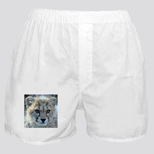 Cheetah Cub Boxer Shorts
