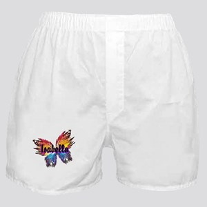 Personalize Butterfly Boxer Shorts