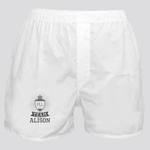 Team PLL Allison Boxer Shorts