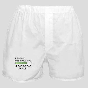 Please wait, Installing Judo Skills Boxer Shorts