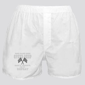 Racing Speed Shop Boxer Shorts