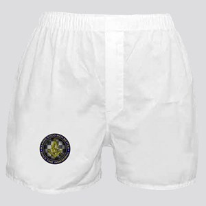 Masons Making Good Men Better Boxer Shorts