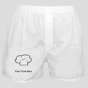 Chef Hat Boxer Shorts