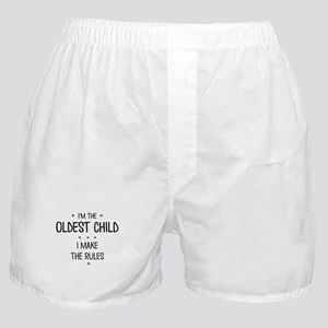 OLDEST CHILD 3 Boxer Shorts
