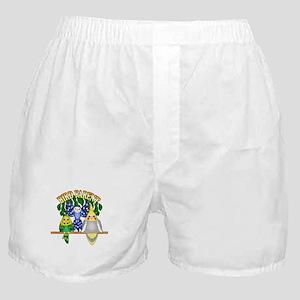 Bird Parent Boxer Shorts