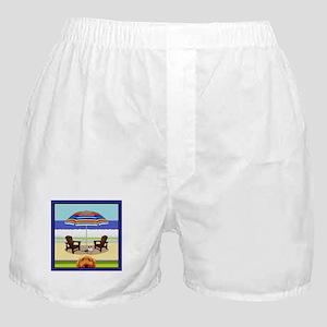 Golden Doodle Boxer Shorts