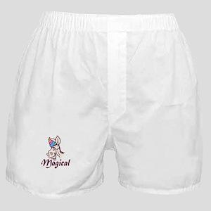 Magical Unicorn Boxer Shorts
