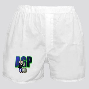 ANGRY GRANDPA TSHIRT Boxer Shorts