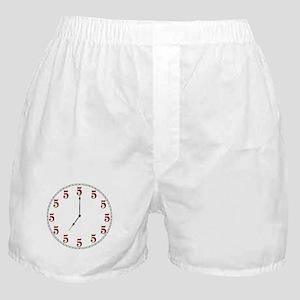 5 o'clock somewhere Boxer Shorts