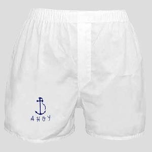 Ahoy Boxer Shorts