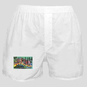 Redwood Big Basin Greetings Boxer Shorts
