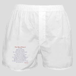 Bar gifts, Beer Boxer Shorts