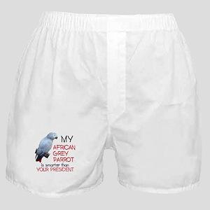 My Grey Smarter Boxer Shorts