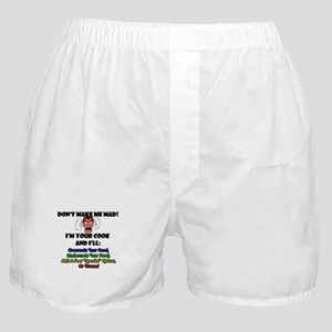 Cook Boxer Shorts