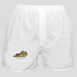 Kentucky . . . The Bluegrass Boxer Shorts