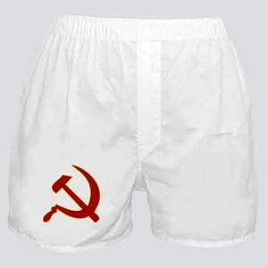 Hammer and Sickle Boxer Shorts