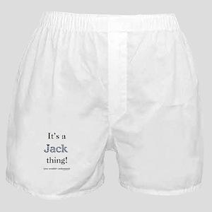Jack Thing Boxer Shorts