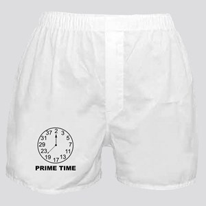 Prime Time Boxer Shorts