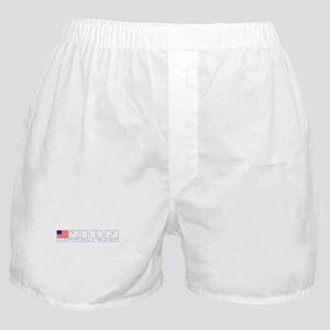 Zion National Park Boxer Shorts