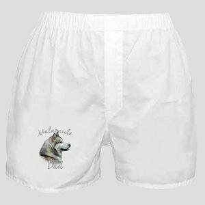 Malamute Dad2 Boxer Shorts