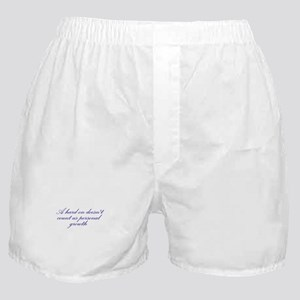 Hard-on not Personal Growth Boxer Shorts