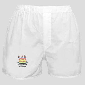 Happy 98th Birthday Boxer Shorts