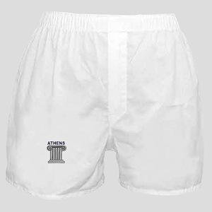 Athens, Greece Boxer Shorts