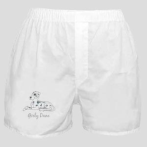 Girly Dane Boxer Shorts
