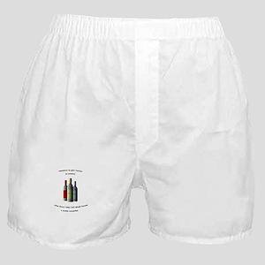 Architect Sommelier Boxer Shorts
