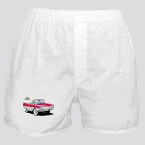 The Amphibious Car Boxer Shorts