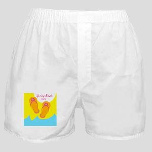 Spring Break 2008 Boxer Shorts
