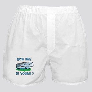 How big is yours? Boxer Shorts