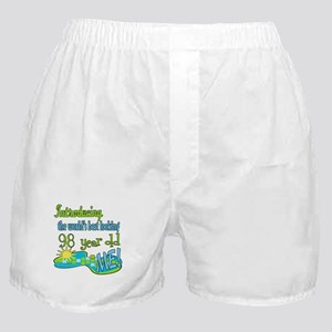 Best Looking 98th Boxer Shorts