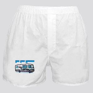 Home Sweet Motorhome Boxer Shorts